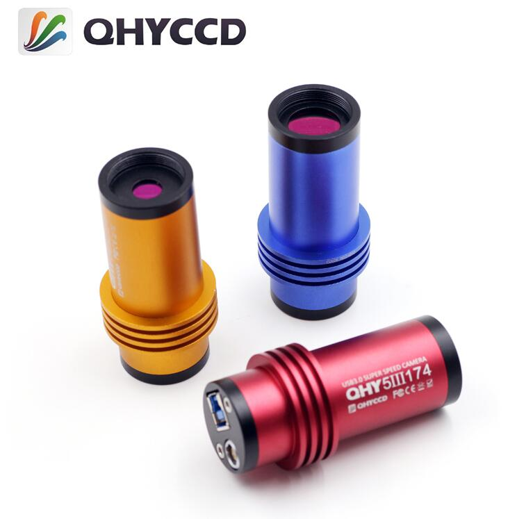 QHY5-III Series USB3.0 Guide Star Electronic Eyepiece Astronomy QHY 224 174 /178/ 290