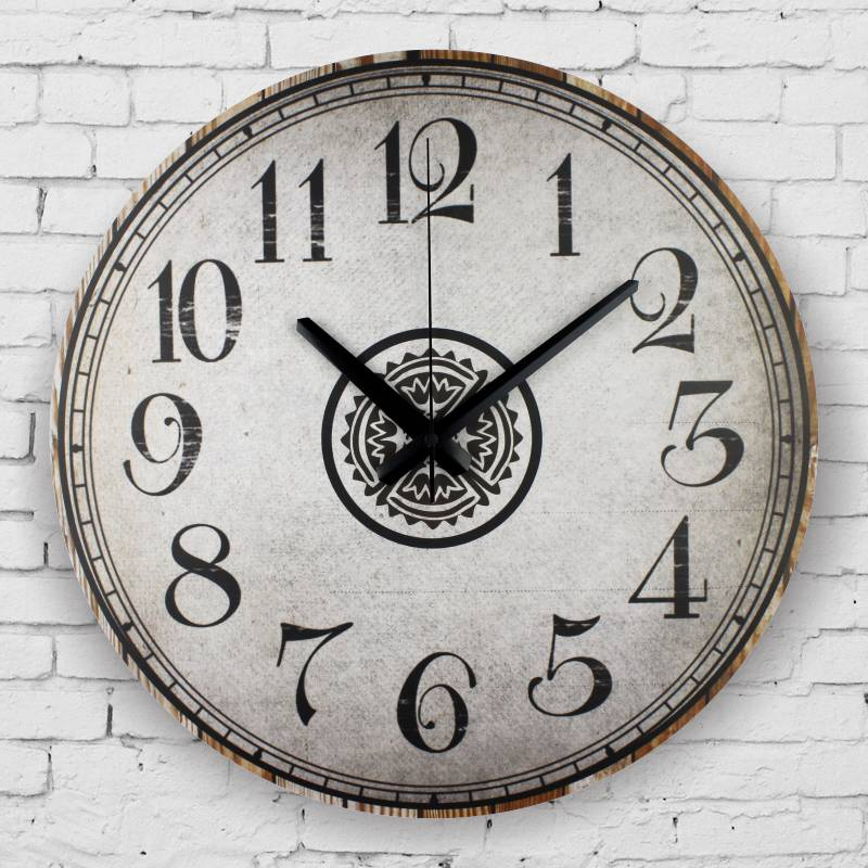 decorative wall clocks vintage large decorative wall clock absolutely silent wall 30134