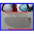 2 pçs/lote 14.5*8 cm Carro espelho retrovisor do lado do espelho elétrico aquecido aquecedor elétrico aquecido bobina modificado elétrica aquecida cobre