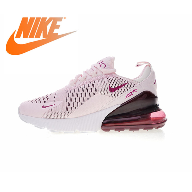 Original Authentic NIKE Air Max 270 Women's Running Shoes Sport Outdoor Sneakers designer 2018 New Arrival AH6789