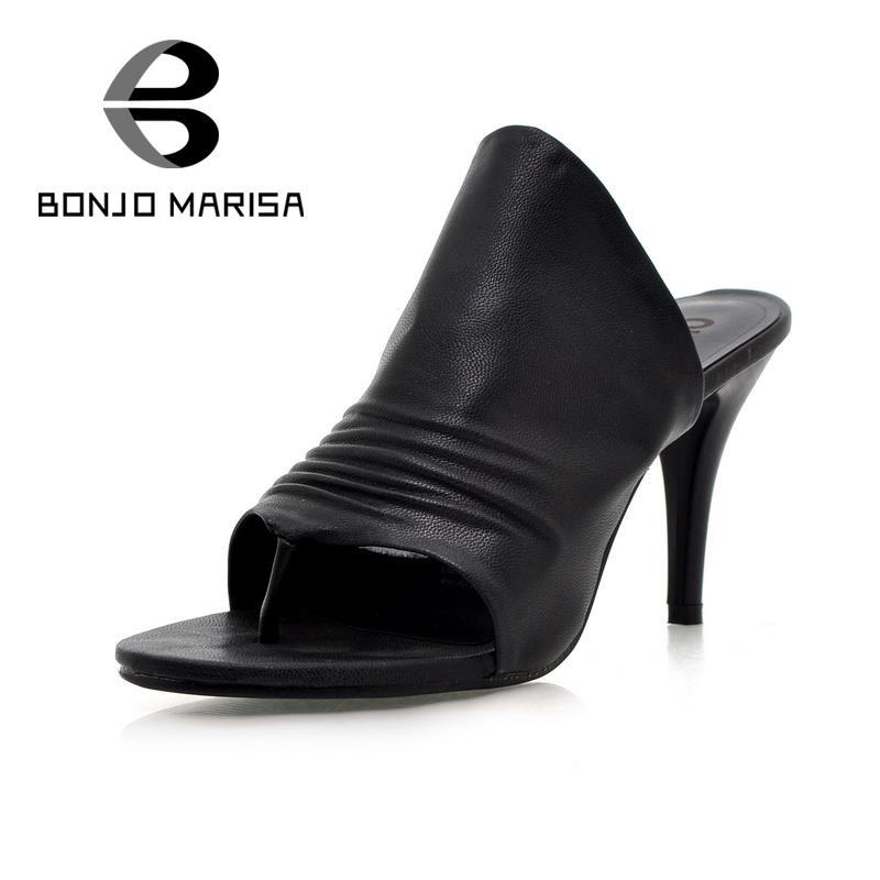ФОТО Hottest Fashion Women Sandals Sexy Flip Flops Gladiatot Spiked High Heels Summer Shoes Open Toe Less Platform Sandals