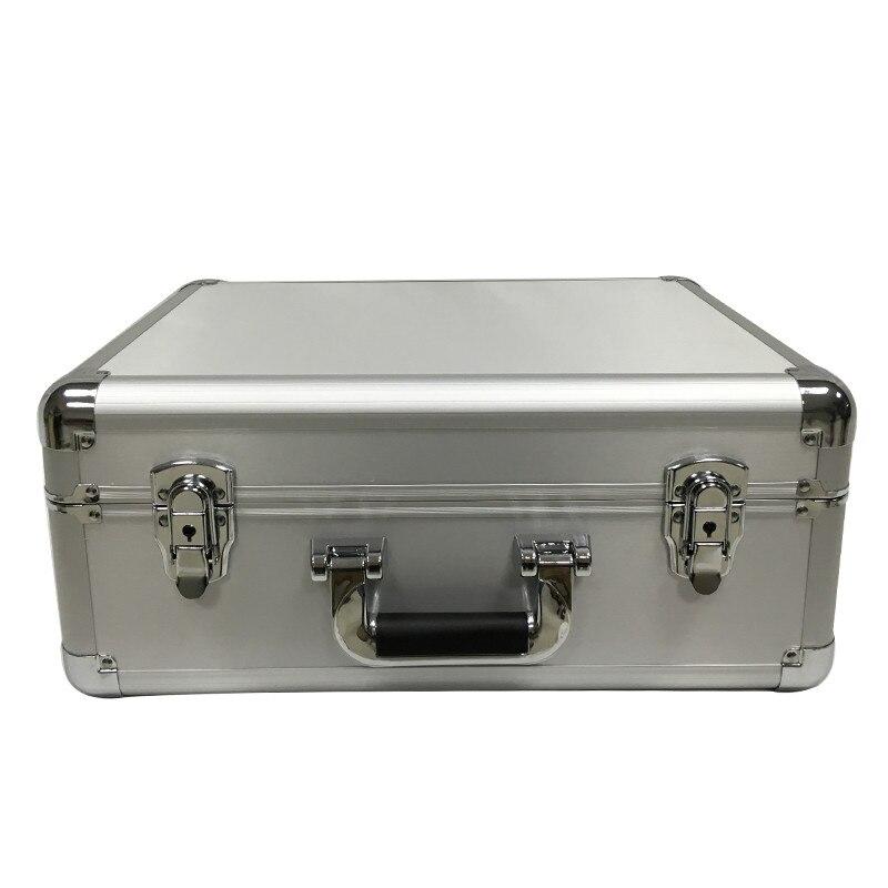 Ручная тканая сумка, мужской портфель, многофункциональная мужская сумка для ноутбука, большая Вместительная деловая ручная сумка, сумка ч... - 2