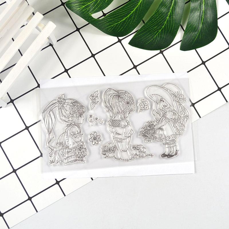 Asiproper DIY Silicone Clear Stamp Scrapbooking Metal Cutting Stencils Die Cutting Dies Silver for DIY Scrapbooking Album Cutting Stencils Paper Cards Scrapbooking Decoration S/ü/ßes Schwein