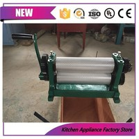 74*310MM manual beeswax foundation machine 1sets with DHL delivery for El Don