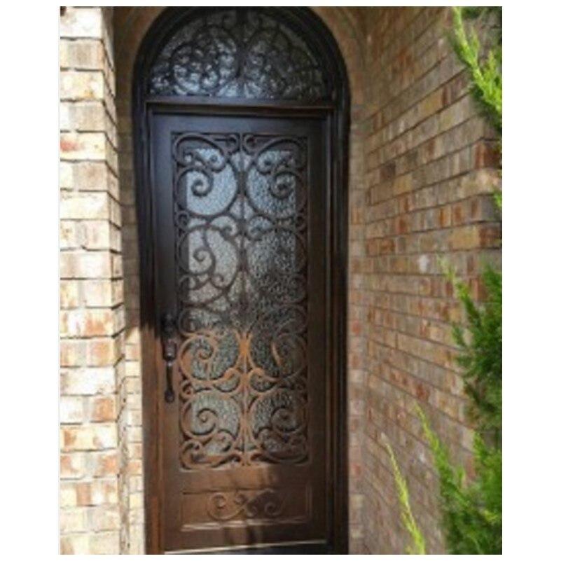 Hench 100% Steels Metal Vented Steel Door