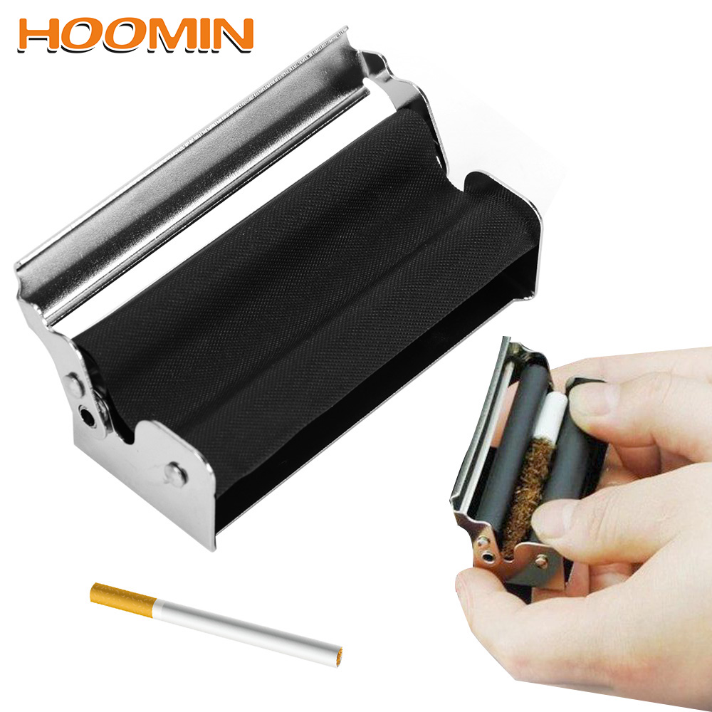 Cigarette Maker Rolling Machine Portable Smoking Accessories Tobacco Roller Cigarette Device