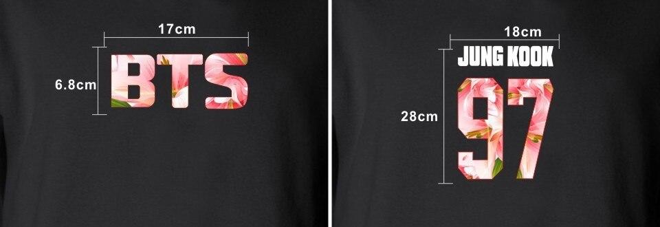 HTB1MXYAKXXXXXbQXpXXq6xXFXXXD - Kpop BTS Bangtan Boys JUNG KOOK bts t-shirt Women