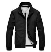 Smeiarar 2018 Fashion Popular Men S Regular Coat Jackets Slim Jacket High Quality Mens Spring Autumn