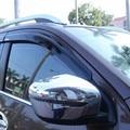 D23 chrome зеркало обложка для nissan navara 2016 аксессуары зеркало обложка запчасти для nissan frontier navara np300 2014 2015 2016 +