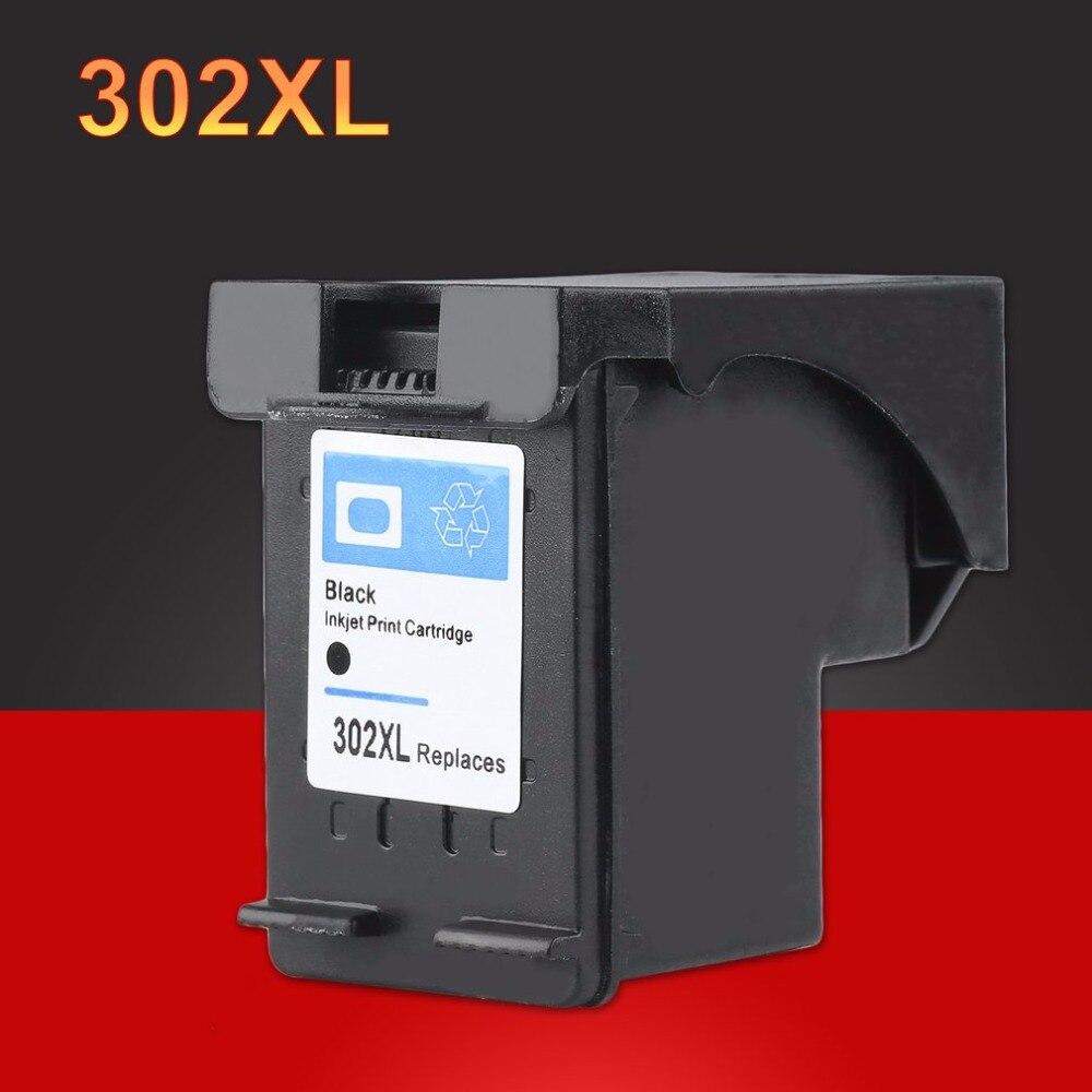For HP 302 XL Black Ink Cartridge for HP 302XL For HP Deskjet 2130 2135 1110