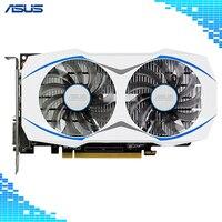 Asus DUAL RX460 O2G Graphics Cards 1224/1244MHz 128Bit GDDR5 PCI Express 3.0 16X AMD Radeon RX 460 2G Graphics