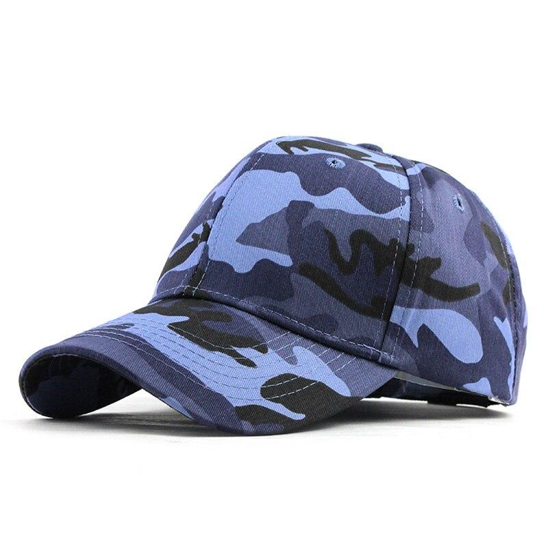 23d9bf38ad Generic Men Women Army Camouflage Camo Cap Casquette Hat Climbing ...