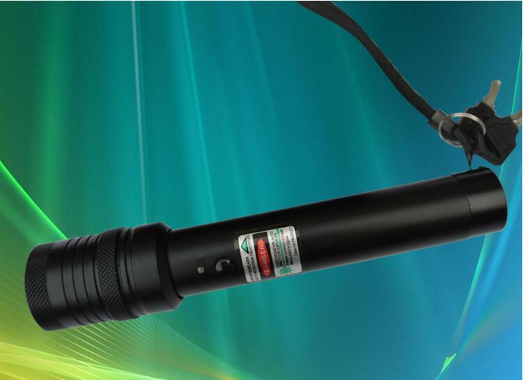 Vert laser pointeur 100000 m 532nm LAZER haute puissance militaire focalisables Brûler l'allumette, brûler des cigarettes, pop ballon + chargeur + cadeau bo