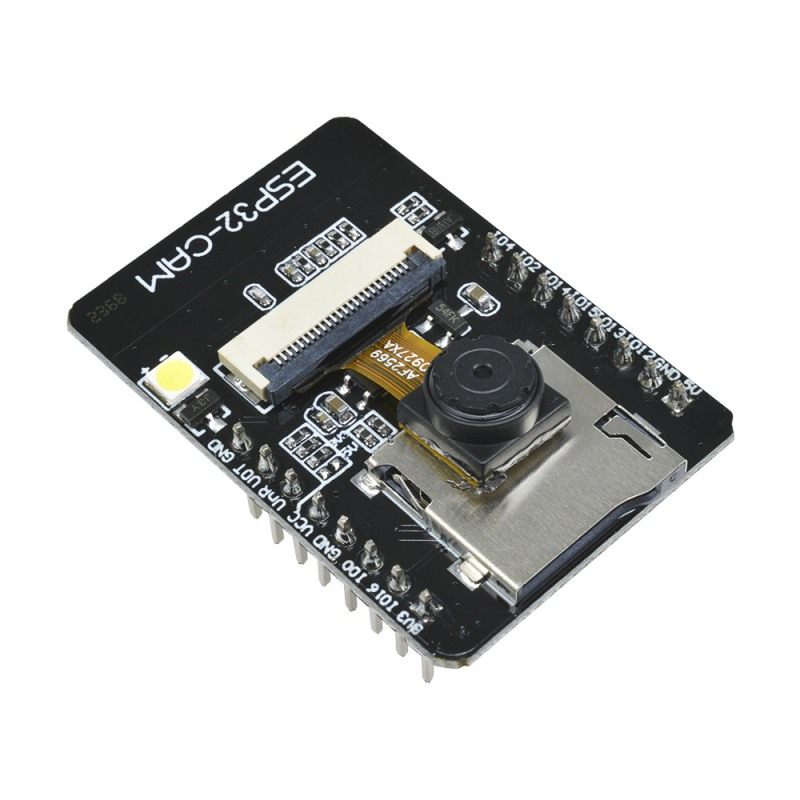 ESP32-CAM camera development board WiFi+Bluetooth module/ESP32 serial port to WiFi/Internet of ThingsESP32-CAM camera development board WiFi+Bluetooth module/ESP32 serial port to WiFi/Internet of Things