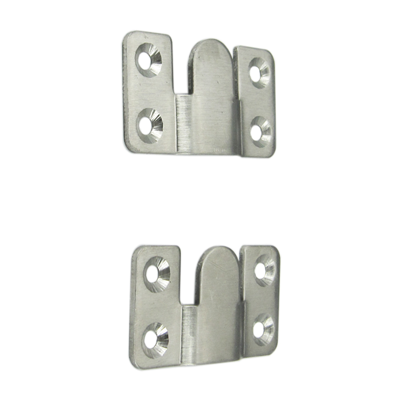50PCs/lot DHL Free Shipping Stainless Steel Picture Hanging Hooks ...