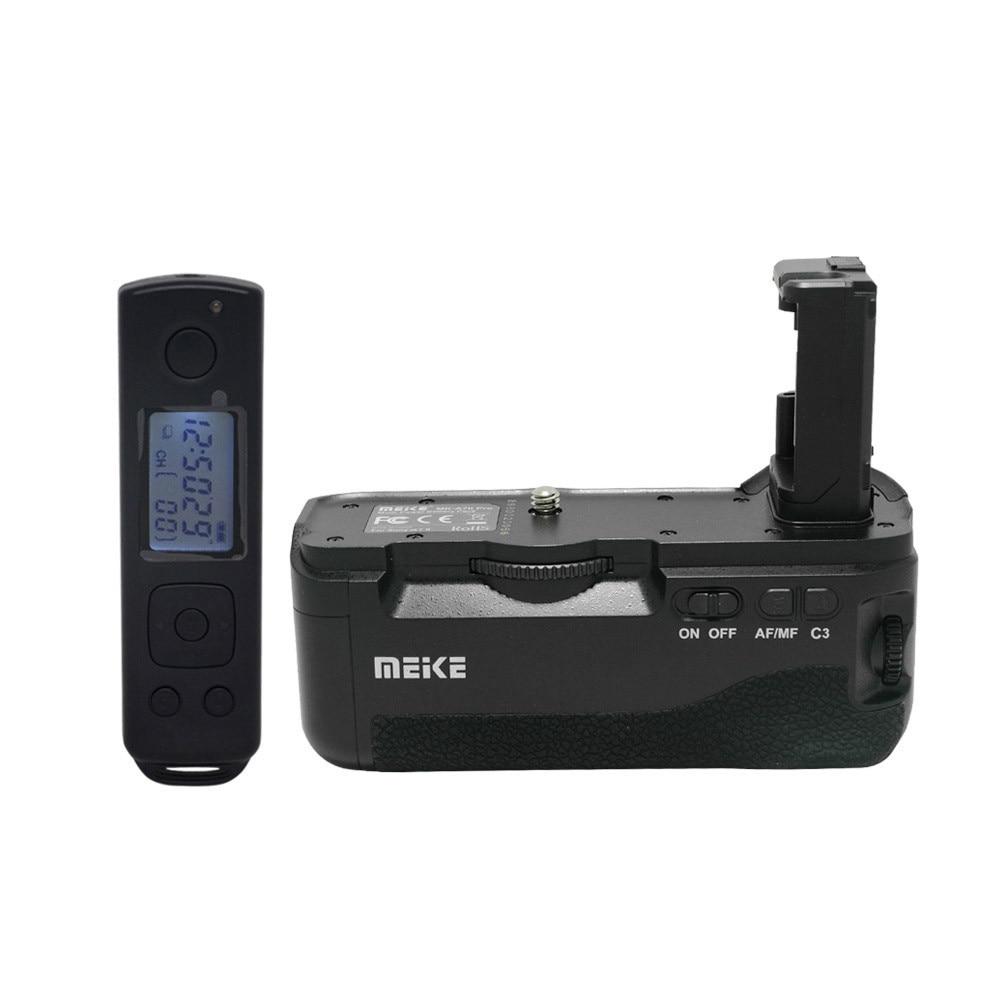 Meike MK-AR7II Vertikalni Grip za Sony A7II kao Sony VG-C2EM s 2.4G - Kamera i foto - Foto 3