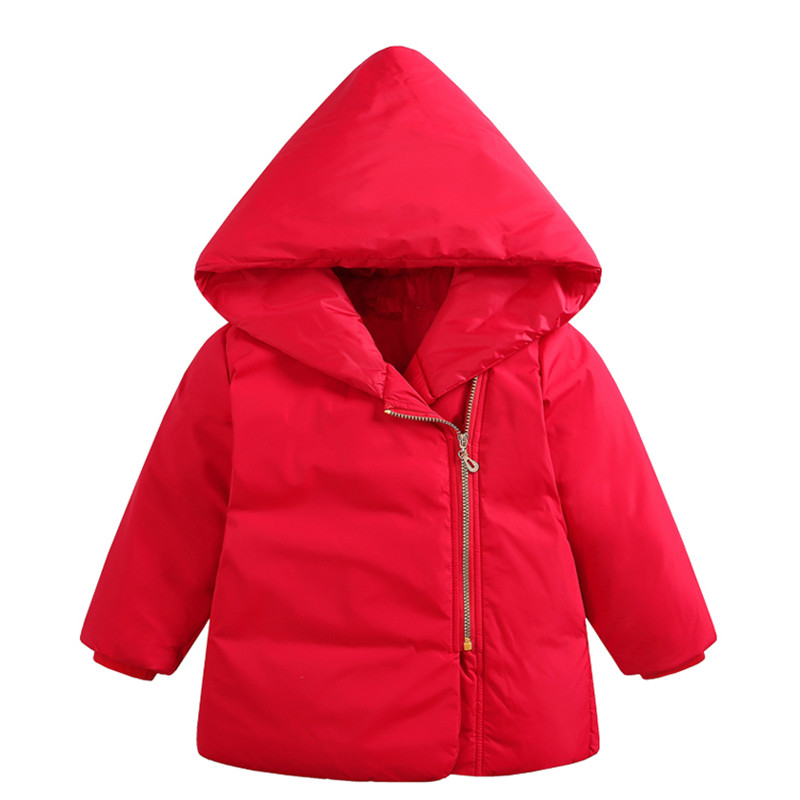 Down & Parkas For Girls Snow Winter Overalls For Boys Children Warm Jackets Toddler Outerwear Baby kids Down & Parkas 2-6Y children winter coats jacket baby boys warm outerwear thickening outdoors kids snow proof coat parkas cotton padded clothes