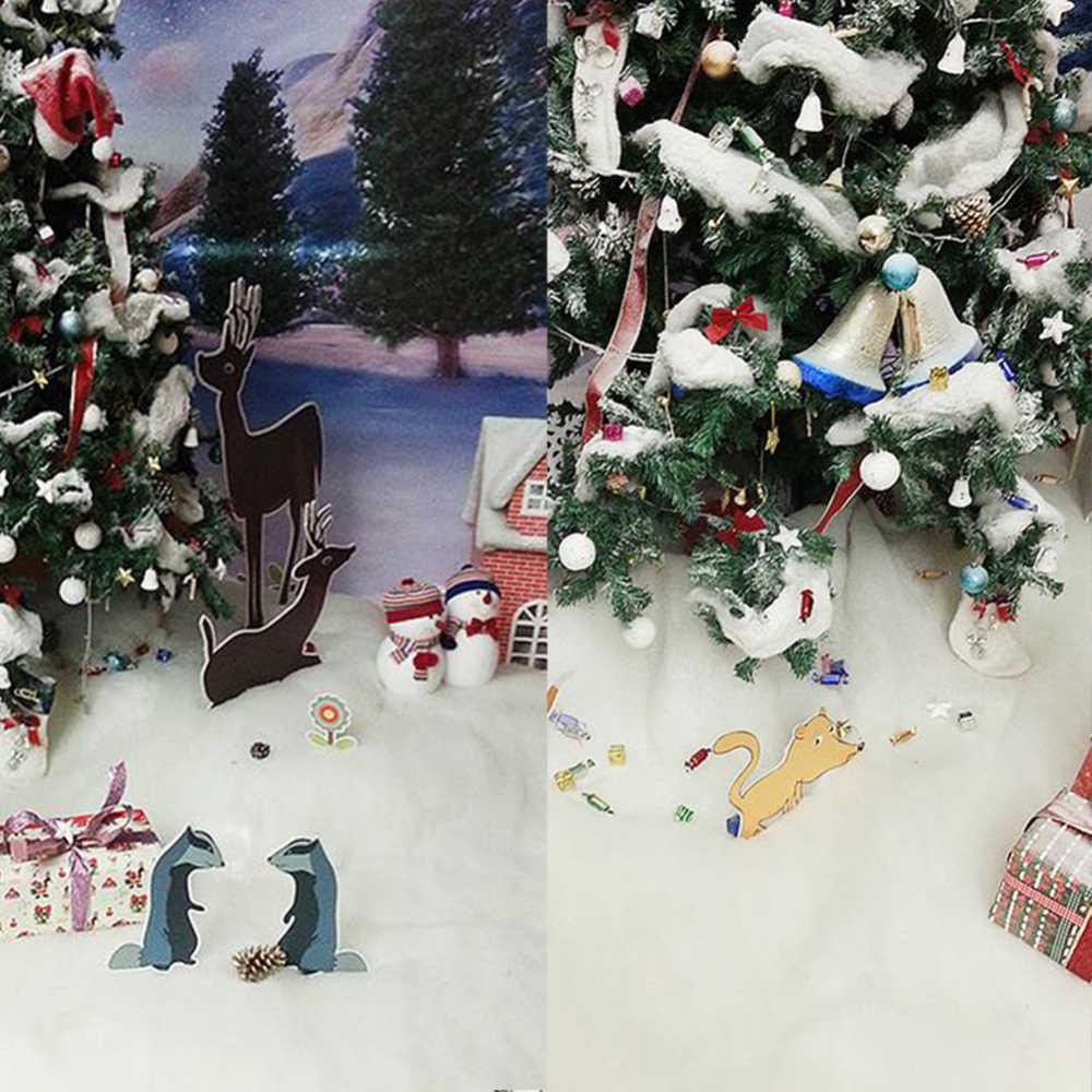 1 pacchetto In Polvere di Neve Artificiale Neve Istante Soffici Fiocco di Neve Super-Assorbente Congelato Partito Magia Prop Festa Di Natale Decor