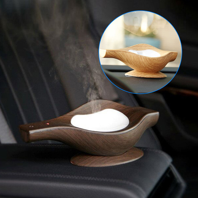 Portable Mini Travel USB Air Oil Diffuser Aroma Humidifier Vehicle Mounted For Car/Office/Home