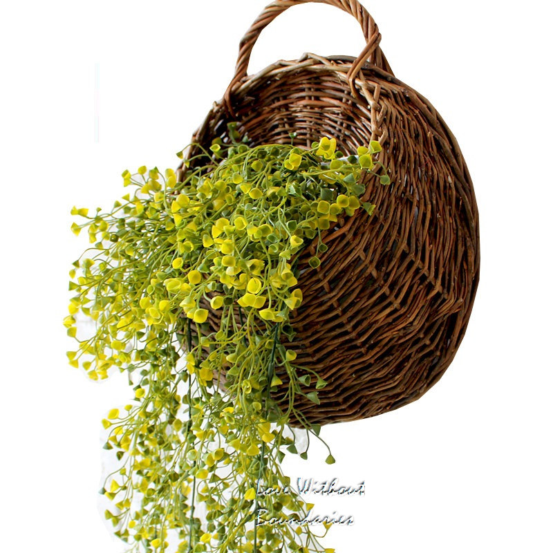Wicker baskets for house plants : Buy wholesale wicker baskets plants from china