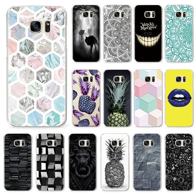 Women Fashion Sexy Lip Pattern Phone Case For Samsung Galaxy S6 Edge Cover  S4 S5 Mini S6 S7 Edge S9 S8 Plus Note 3 4 5 8 Capa be0ca8b663