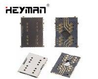 Para Sony M5 Dual E5633  E5643  E5663 Conector De Cartão SIM peças de Reposição|Cartão SIM/SD Bandejas|   -