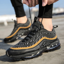 New Arrival Sneakers for Men High Quality Lace-up Sports Shoes Comfortable Outdoor Trend Breathable Running