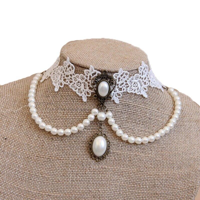 2019 New Elegant Sexy Black Lace Choker Necklace - Web and Stuff db38b488f82e