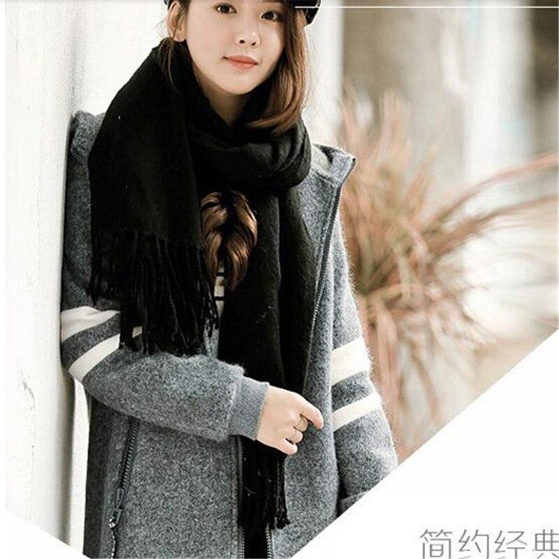 Tissu Nouveau Q932 Grands Coréenne Capuchon Moyen À Survêtement Mode Veste Womem Loisirs D'hiver Femme Gray Parka Chaud Manteau Laine Chantiers Style Iqr5IxzHw