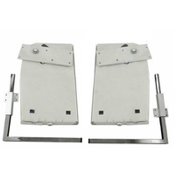 DIY Heavy Duty Murphy Wall Bed Hardware Kit for Both Vertical and Side Wall Mount Fold Down Bed Mechanism HM118
