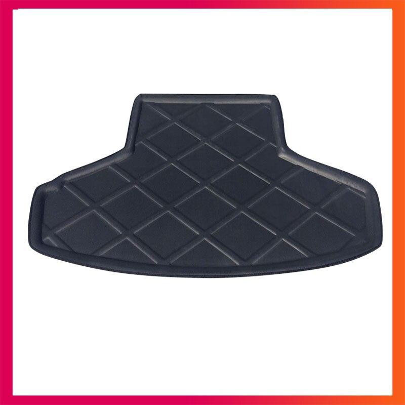 For Lexus IS Sedan 2006-2013 Cargo Liner Tray Car Rear Trunk Cargo Mat Floor Sheet Carpet Mud Protective Pad