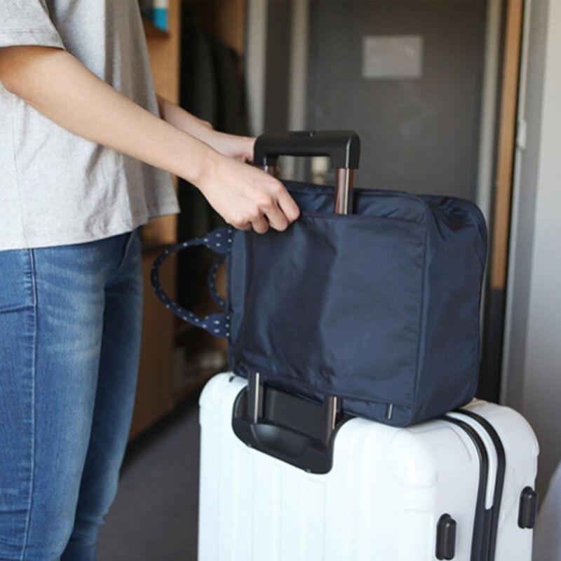 IUX New Fashion Travel Veske WaterProof Unisex Travel Handbags - Bagasje og reiseposer - Bilde 5