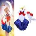 Adult Cosplay Costumes Sailor Moon 2016 Lolita Cosplay Kawaii Girl Skirts Sailor Moon School Uniform Halloween Princess Sets