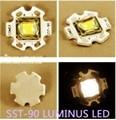 1PCS Luminus SST-90 30W LED Emitter 2250LM Warm White 3000K Module PCB 20mm Copper For DIY Flashlight Torch