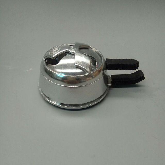 1pc aluminum alloy kaloud charcoal holder for shisha hookah bowl