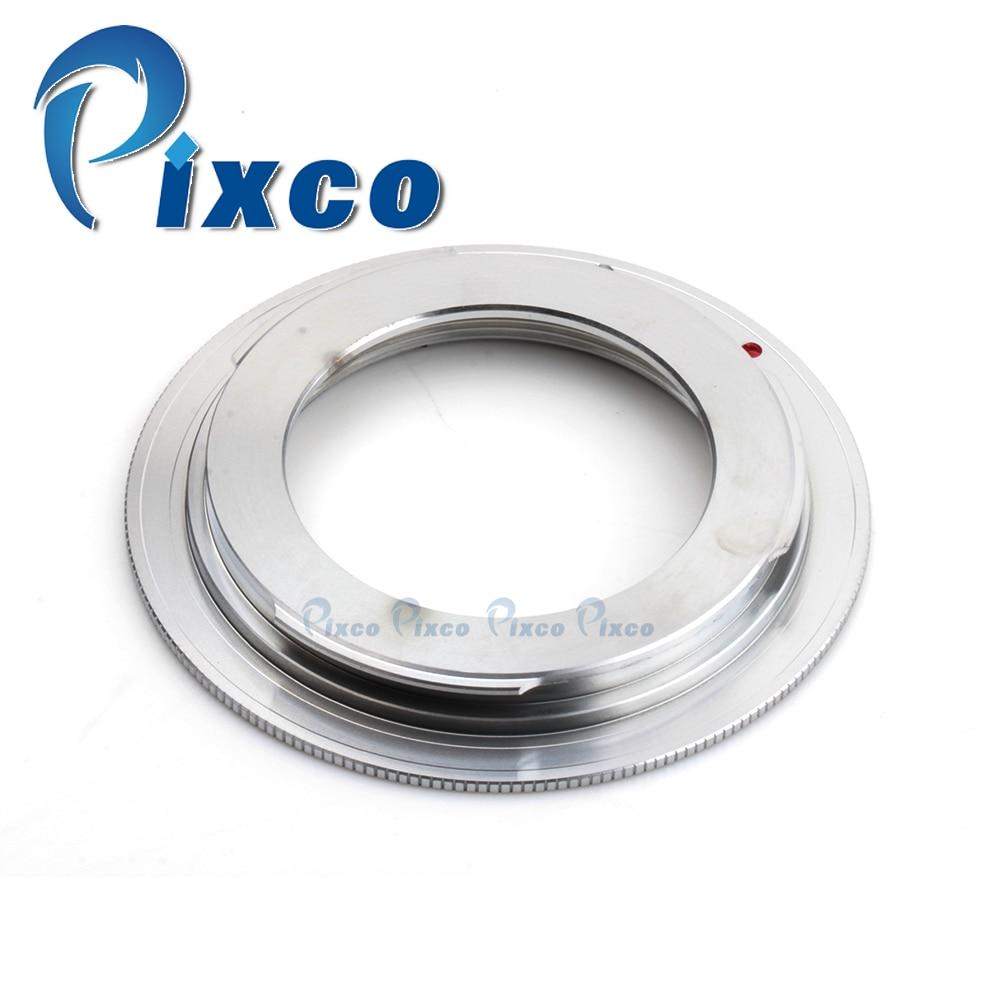 Pixco adaptador de lente para M42 de para Canon EF montaje de cámara 550d 7D 5D 1D 500D 50D 760D 750D 5DS (R) 5D Mark III 650D 600D