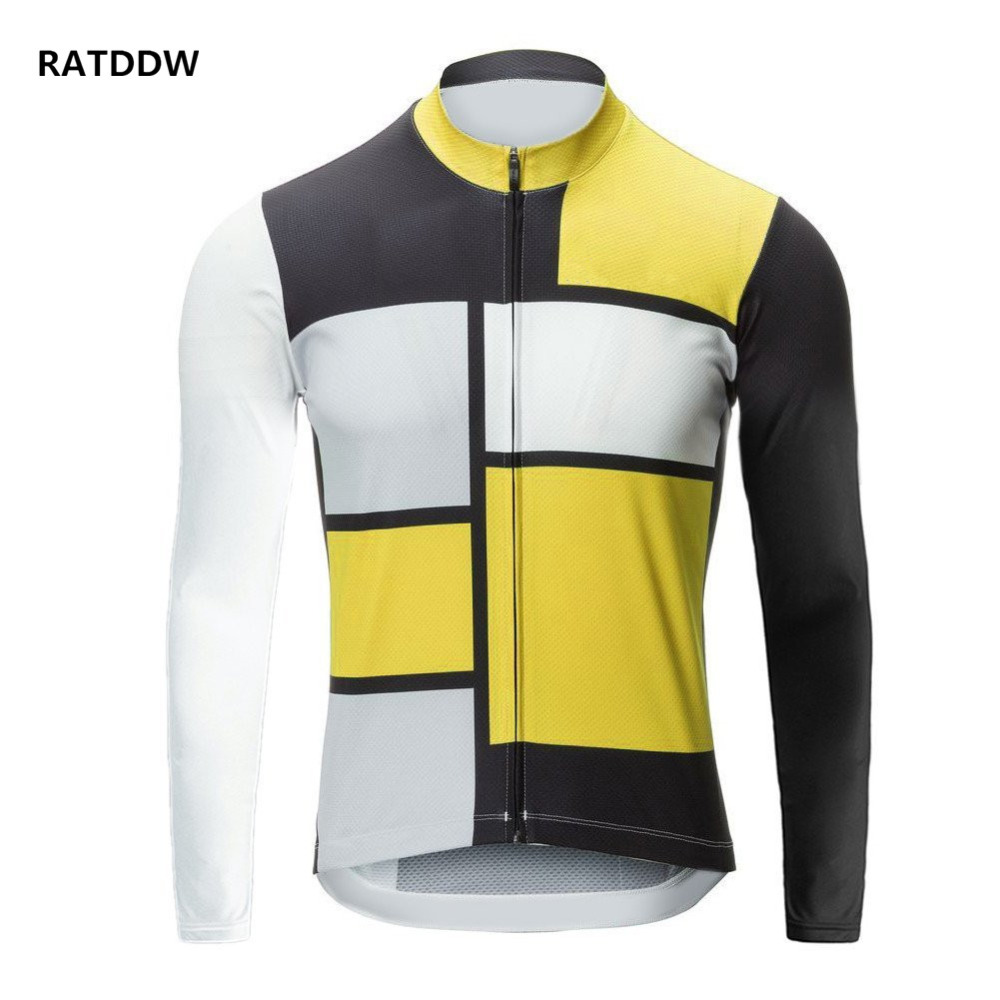 Winter 2017 Long Pro Thermal Fleece Cycling Jersey Men Clothing Bicycle Maillot Equipacion Ciclismo Bike Clothes Hot bike clothes equipacion ciclismo thermal fleece - title=