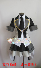 AKB0048 Takahashi Minami Cosplay Dress Costume Maid Uniforms white and Black Girl's School Uniform Woman Dress for Party