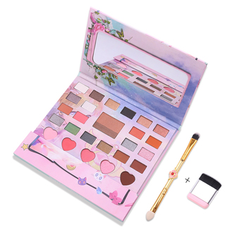 Set completo de maquillaje de Sailor Moon