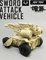 JOY TOY 1:27 plastic model kits Military Car vehiche Unpainted Free shipping