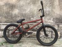 kink bmx diy bmx bike
