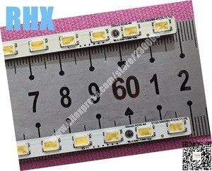 Image 2 - 2 peças/lote KDL 55EX720 TV LCD LED backlight 55inch 0D2E 60 S1G2 550SM0 R1 LJ64 02875A LJ64 02876A LTY550HJ03 60LED 1 peça = 619mm