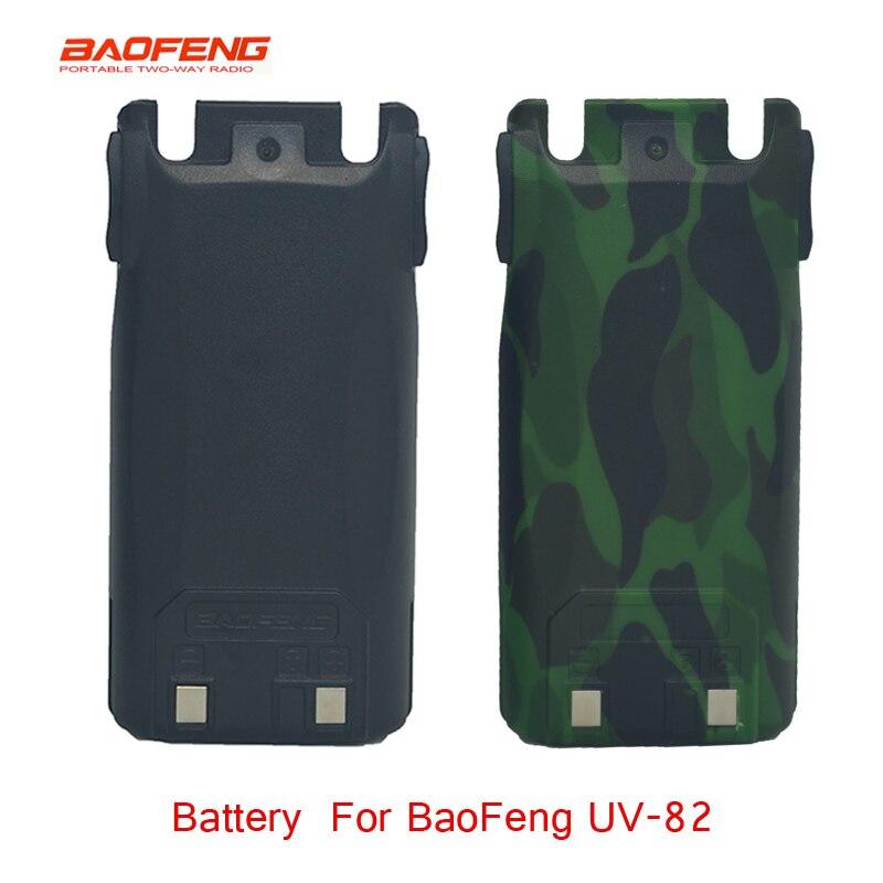 Portable Radio Baofeng UV82 2800mAh recharger battery for two way radio uv 82 walkie talkie li-ion battery