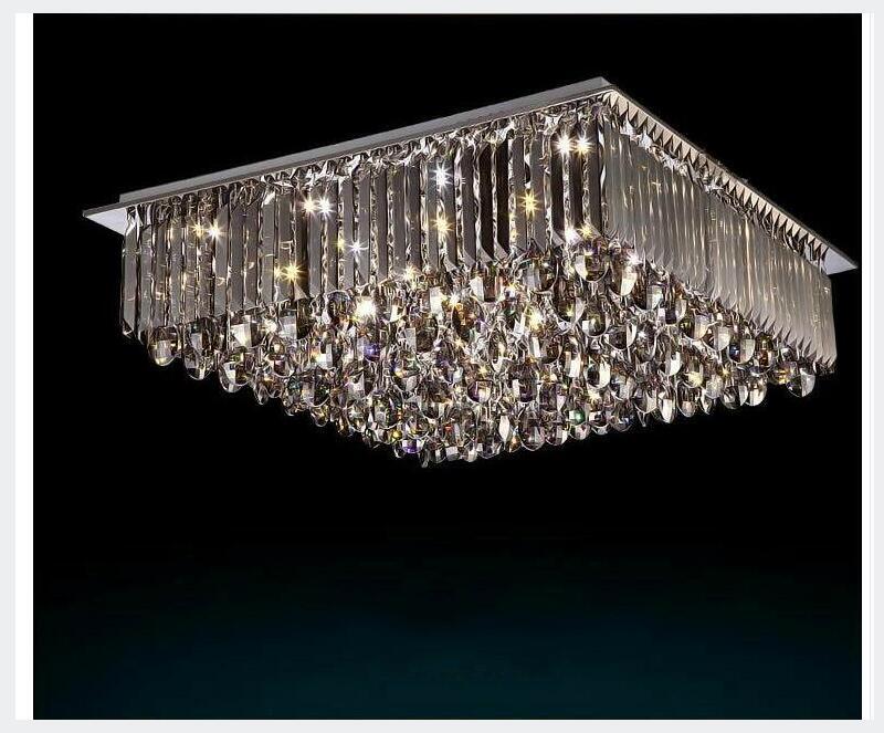 Lampade A Led Da Soffitto Per Ufficio : Recentemente moderna led lampada da soffitto di cristallo moderno