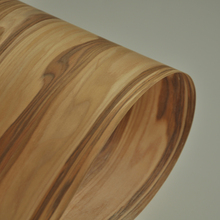 Chapa de madera de manzana reconstituida