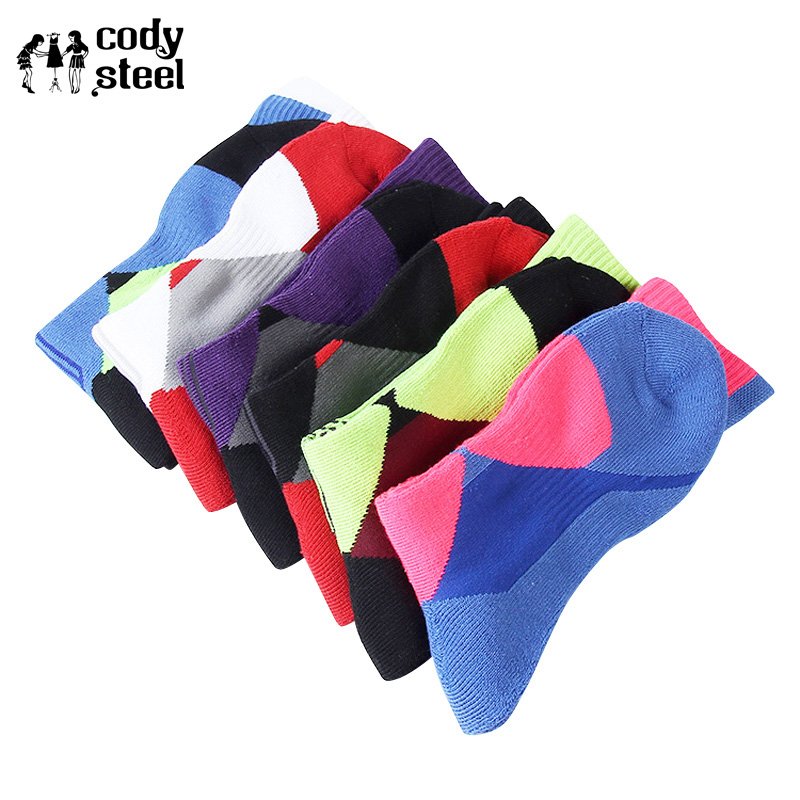 Cody Steel Mens Socks Fashion Towel Bottom Soks Male Winter Warm Thicken Snowboard High Quality Socks For Man 2pairs/lot
