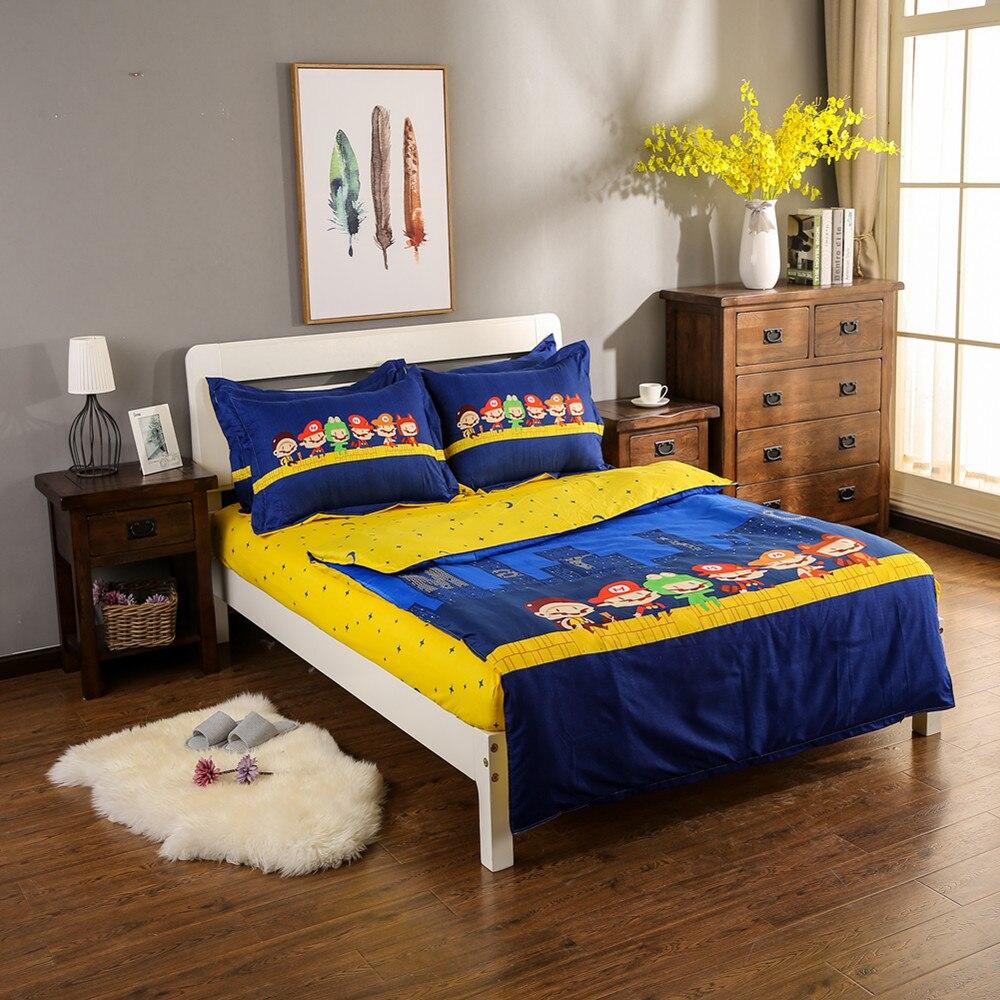 mario beds
