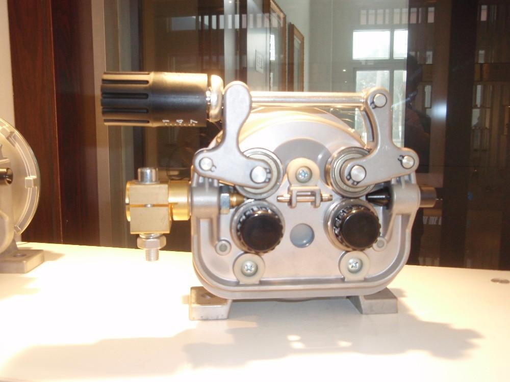 120SN-C PANA 4 stick schweiß feeder montage co2 mig schweißdraht drahtvorschubmotor