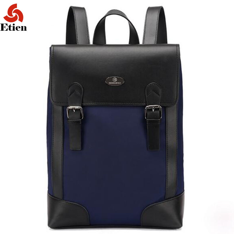 ФОТО 2016 New  Oxford Men's Backpack  Mass wild men backpack  European and American fashion  Trend explosion models