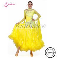 B 1397 2015 London Style Dress Ballrooom Dance Dress
